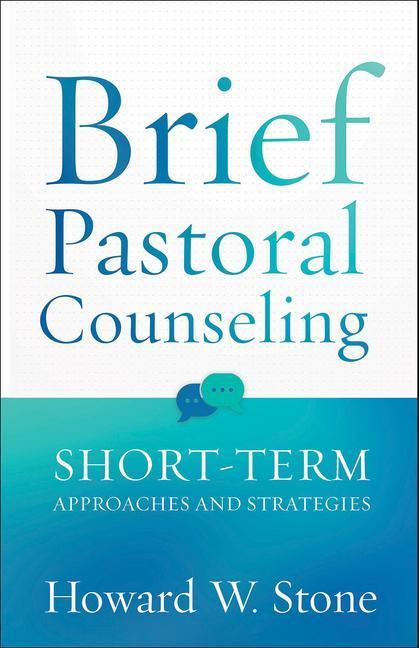 Brief Pastoral Counseling als Taschenbuch