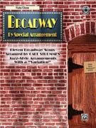"""Broadway by Special Arrangement (Jazz-Style Arrangements with a """"variation""""): Flute / Oboe, Book & CD [With Includes CD]"""