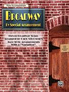 """Broadway by Special Arrangement (Jazz-Style Arrangements with a """"variation""""): Piano Acc."""
