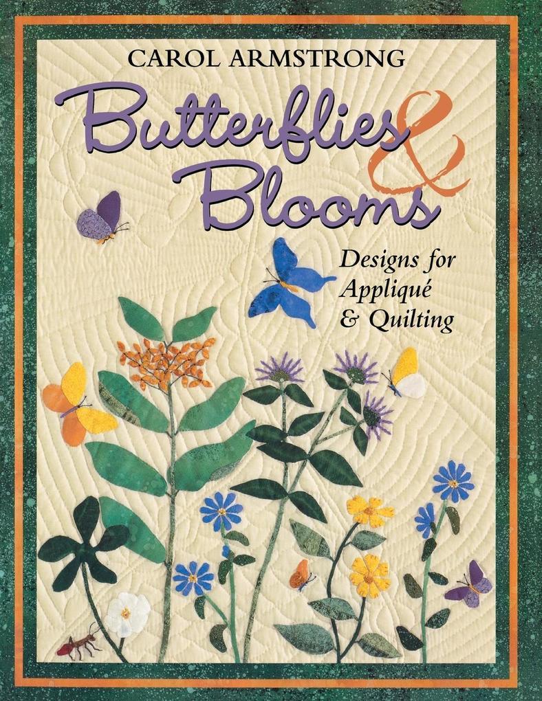 Butterflies & Blooms als Taschenbuch