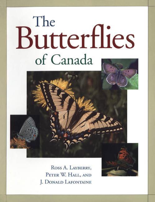 The Butterflies of Canada als Taschenbuch