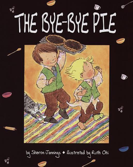 The Bye-Bye Pie als Buch (gebunden)