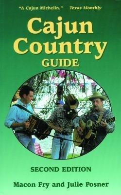 Cajun Country Guide als Taschenbuch