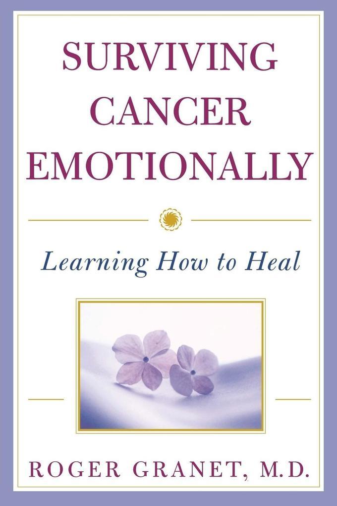 Surviving Cancer Emotionally als Taschenbuch