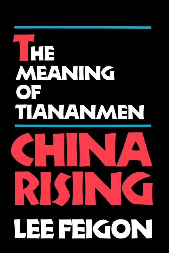 China Rising als Taschenbuch