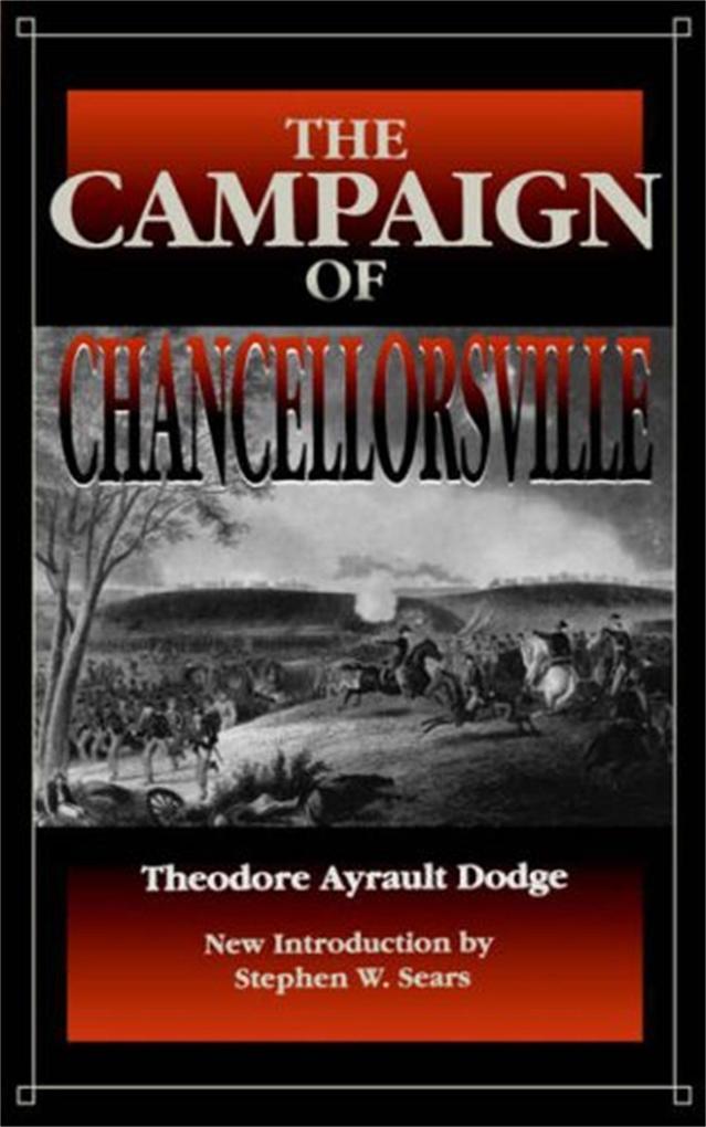 Campaign Chancellorsville als Taschenbuch