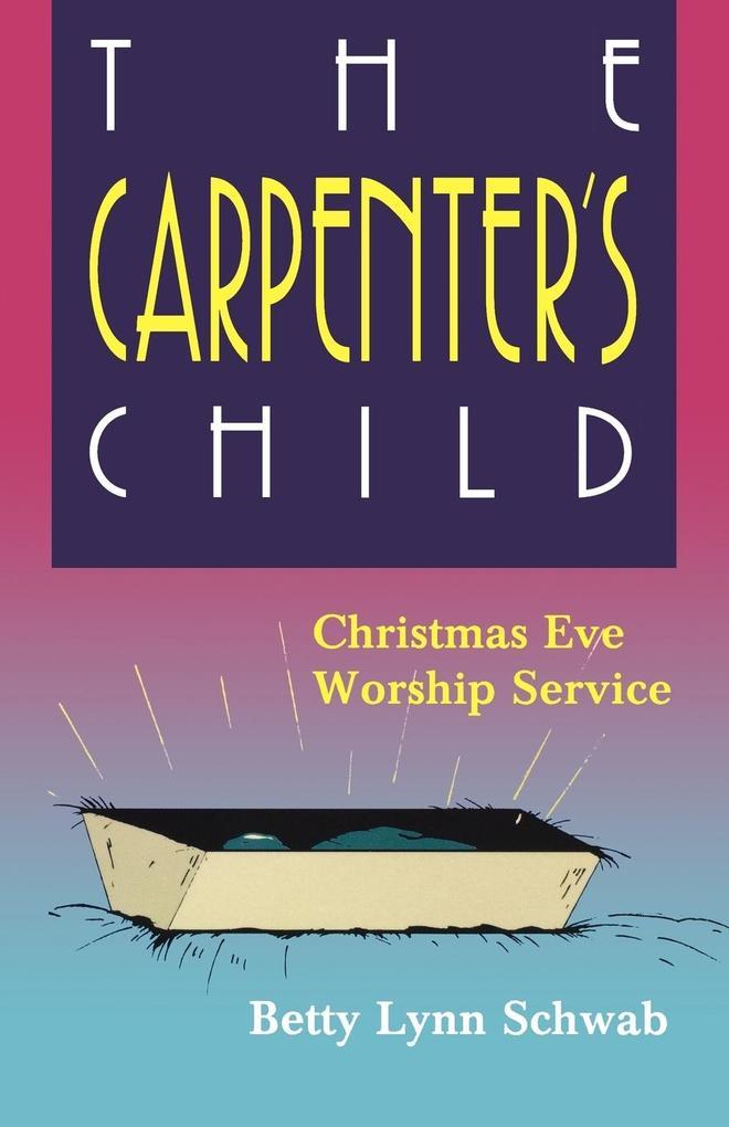 The Carpenter's Child als Buch (kartoniert)