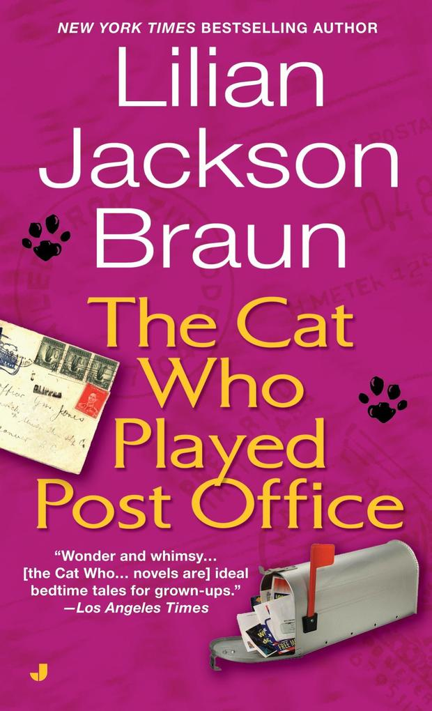 The Cat Who Played Post Office als Taschenbuch
