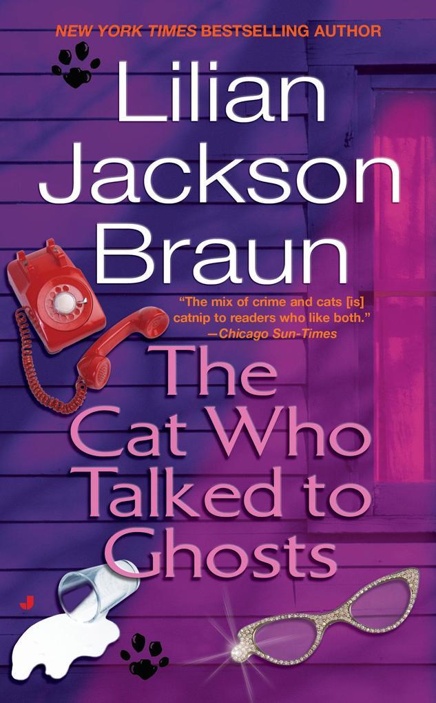 The Cat Who Talked to Ghosts als Taschenbuch