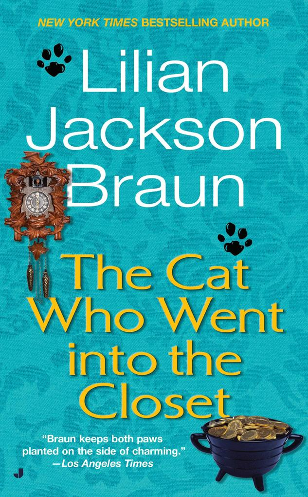 The Cat Who Went Into the Closet als Taschenbuch
