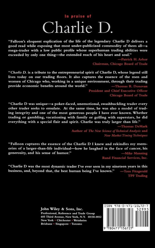 Charlie D. als Buch (gebunden)