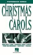 Christmas Carols - Paperback Songs