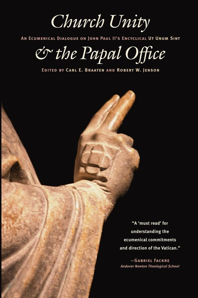 Church Unity and the Papal Office als Taschenbuch