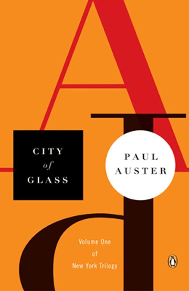 City of Glass als Buch (kartoniert)