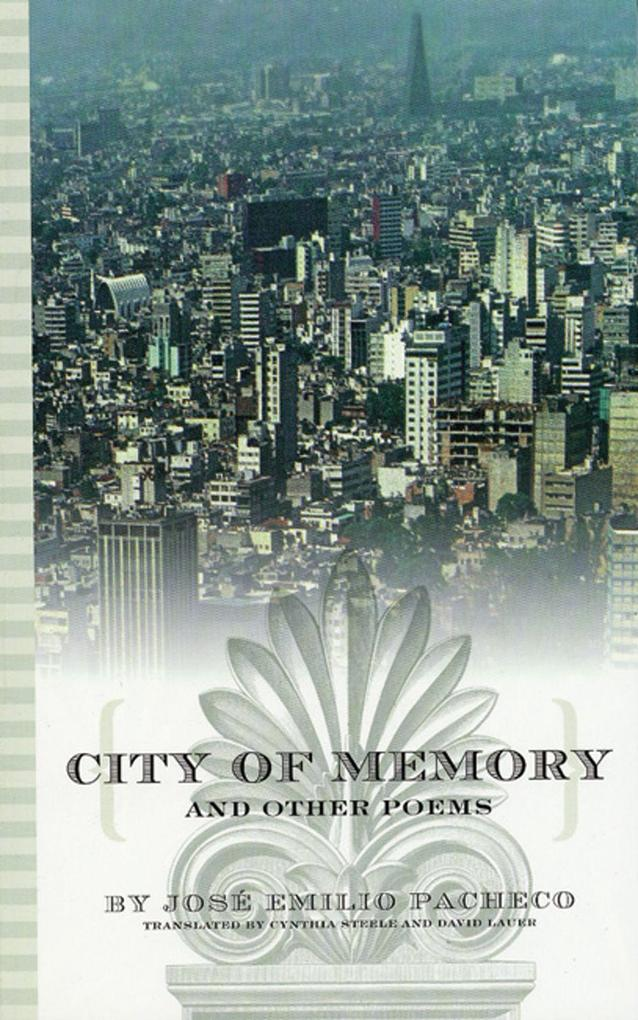 City of Memory and Other Poems als Taschenbuch