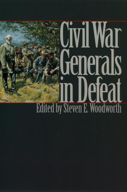 Civil War Generals in Defeat als Buch (gebunden)