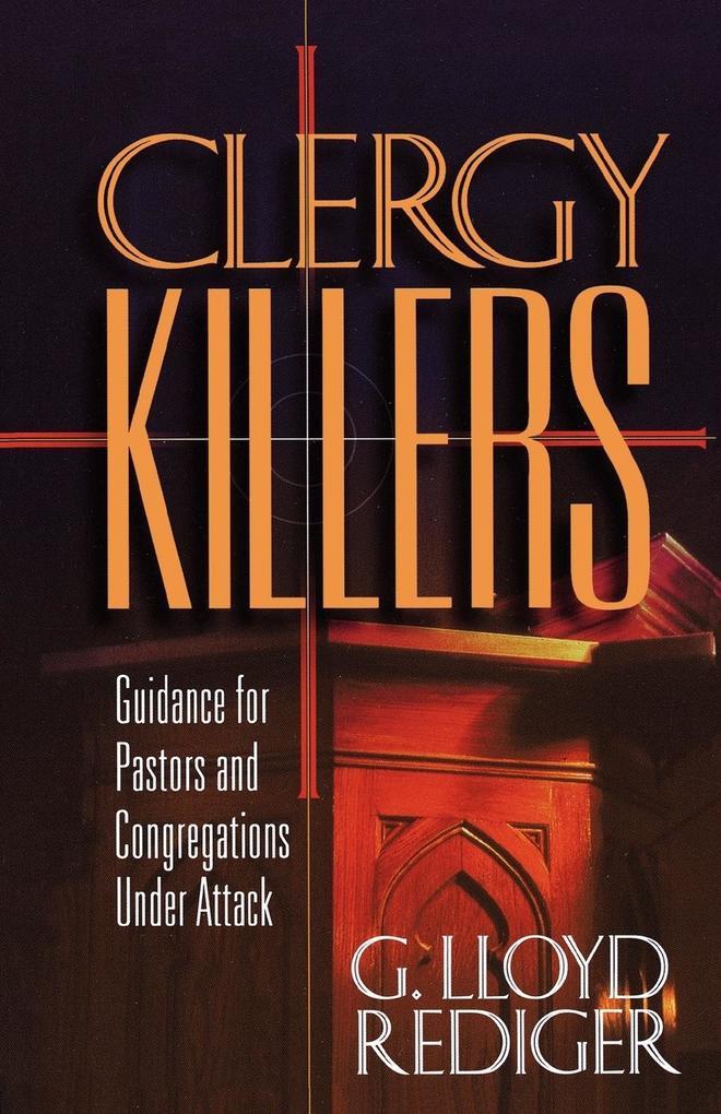Clergy Killers als Taschenbuch