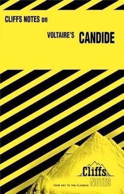 Cliffsnotes on Voltaire's Candide als Taschenbuch