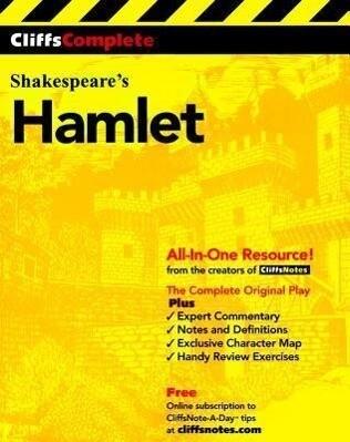 Cliffscomplete Shakespeare's Hamlet als Taschenbuch
