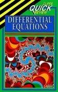 Cliffsquickreview Differential Equations