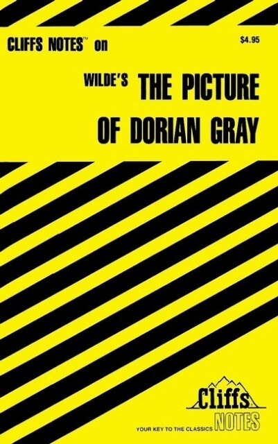CliffsNotes on Wilde's Picture of Dorian Gray als Buch (kartoniert)