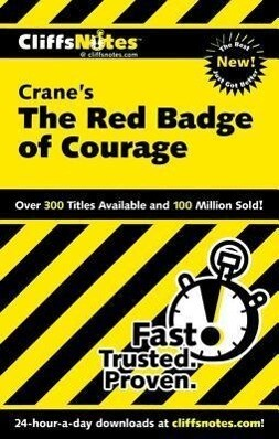 Cliffsnotes on Crane's the Red Badge of Courage als Buch (kartoniert)