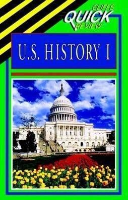Cliffsquickreview United States History I als Taschenbuch