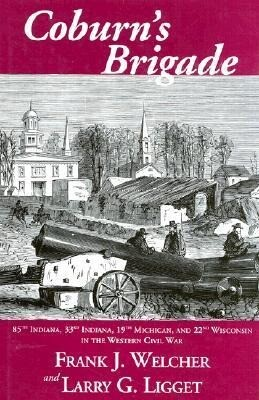 Coburn's Brigade als Buch (gebunden)