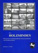 Historisch-Landeskundliche Exkursionskarte von Niedersachsen. Blatt Holzminden