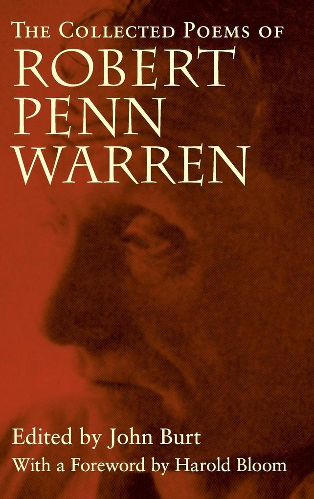 The Collected Poems of Robert Penn Warren als Buch (gebunden)