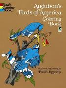 Audubon's Birds of America Coloring Book
