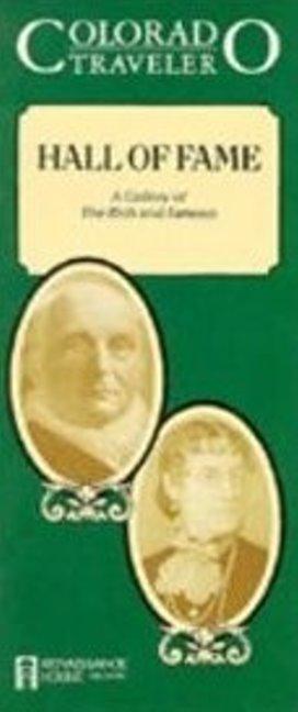 Colorado Traveler Hall of Fame als Taschenbuch