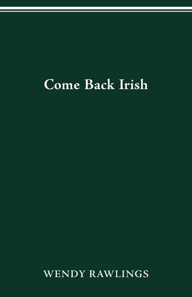 COME BACK IRISH als Taschenbuch