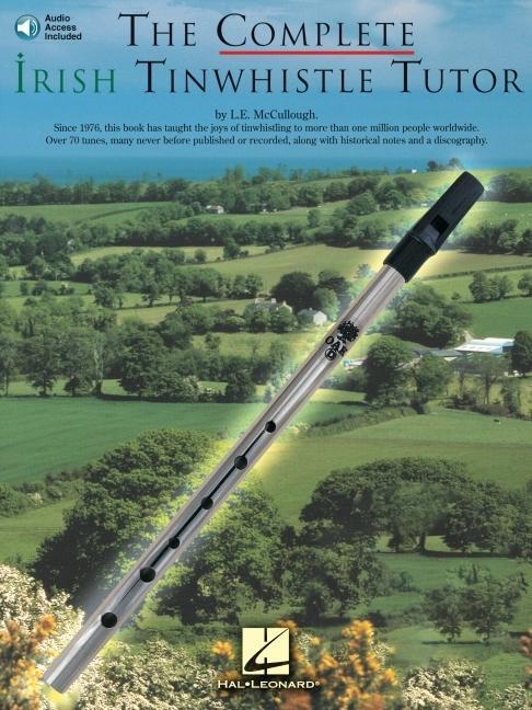 The Complete Irish Tinwhistle Tutor [With CD] als Taschenbuch