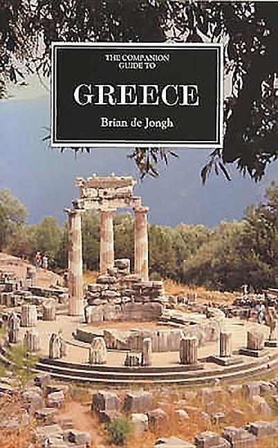 The Companion Guide to Greece als Taschenbuch