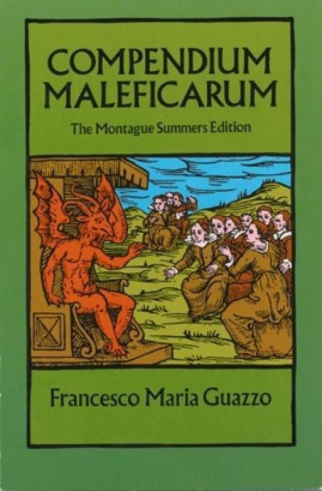 Compendium Maleficarum als Taschenbuch