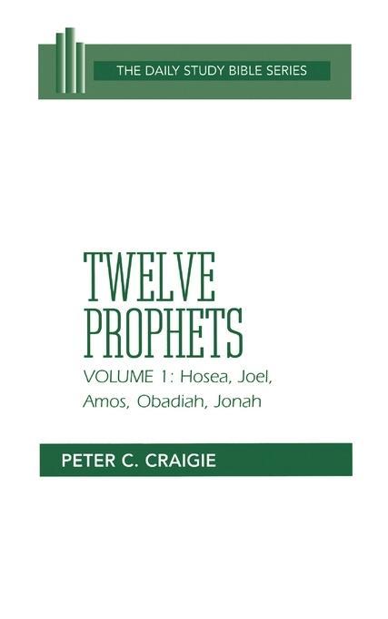 Hosea, Joel, Amos, Obadiah, and Jonah als Buch (gebunden)