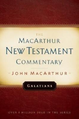 Galatians MacArthur New Testament Commentary, 19 als Buch (gebunden)