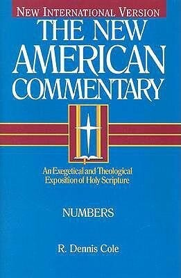 Numbers: An Exegetical and Theological Exposition of Holy Scripture als Buch (gebunden)