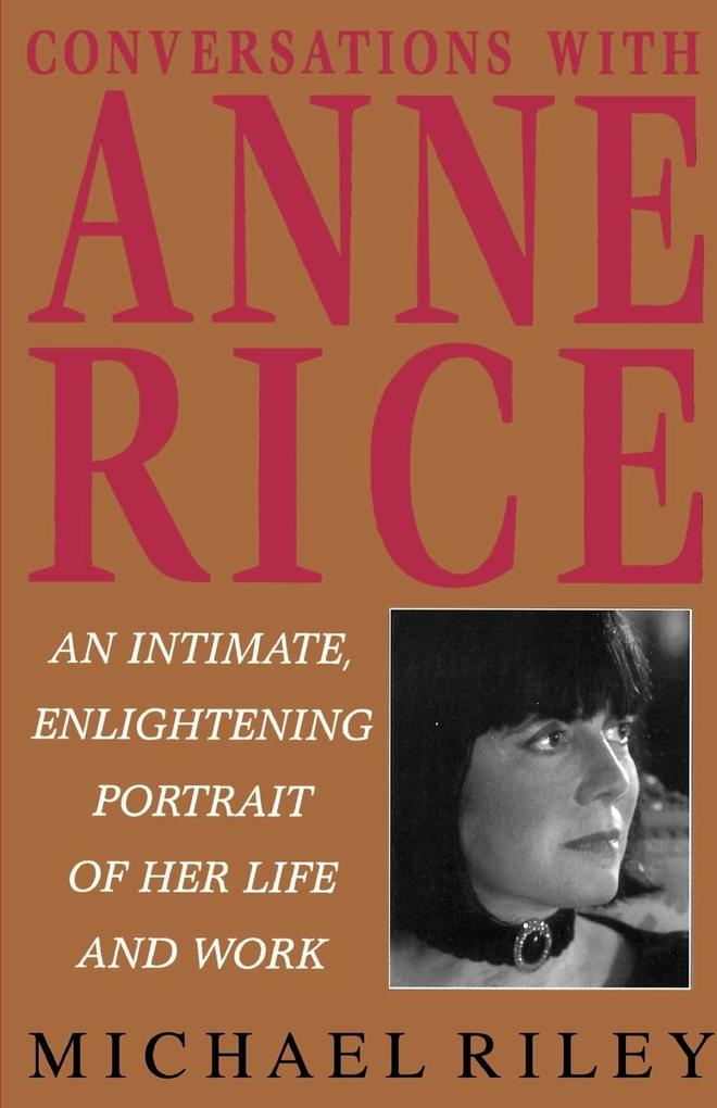 Conversations with Anne Rice als Taschenbuch