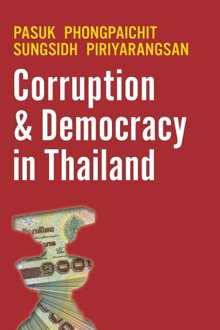 Corruption and Democracy in Thailand als Taschenbuch