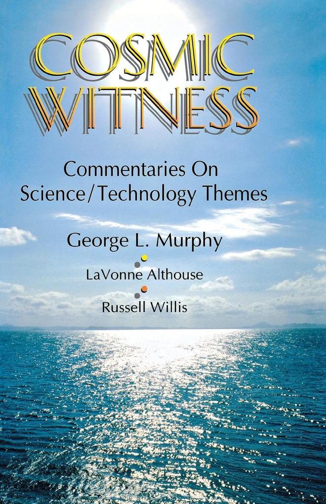 Cosmic Witness als Buch (kartoniert)