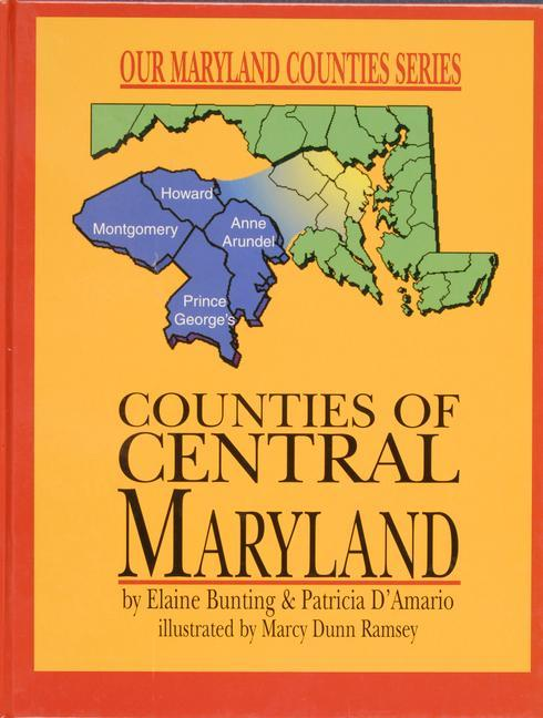 Counties of Central Maryland als Buch (gebunden)