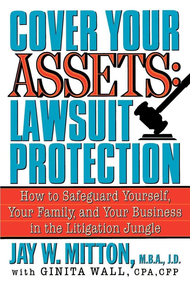 Cover Your Assets als Taschenbuch