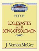 Thru the Bible Vol. 21: Poetry (Ecclesiastes/Song of Solomon), 21