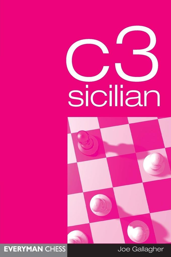 c3 Sicilian als Buch (kartoniert)