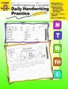 Daily Handwriting Traditional Cursive