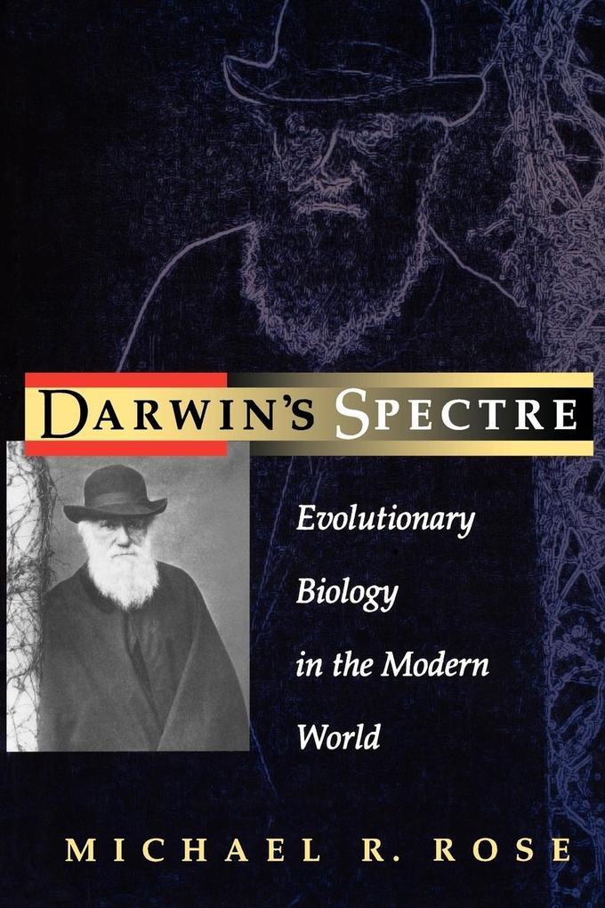 Darwin's Spectre als Taschenbuch