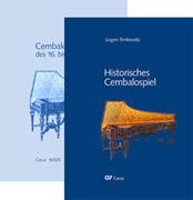 Historisches Cembalospiel (Buch + Noten)