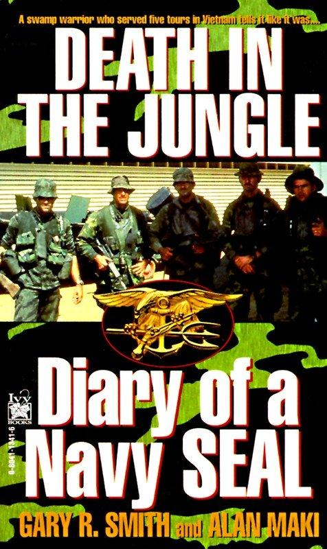 Death in the Jungle: Diary of a Navy Seal als Taschenbuch